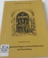 Cover - Der historische Bergbau und das Hüttenwesen am Donnersberg