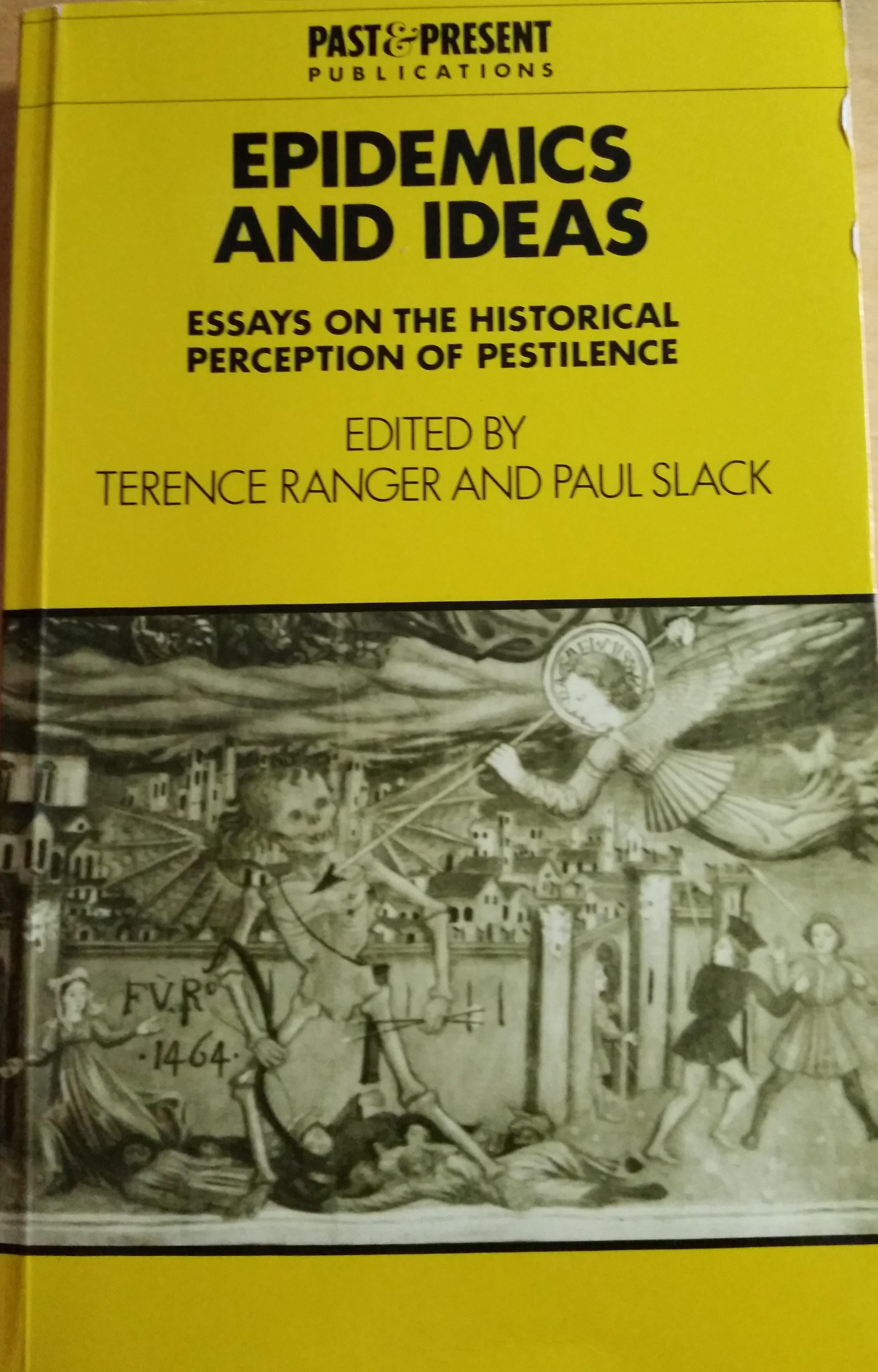 Neu in der Bibliothek: Epidemic and Ideas
