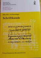 Cover: Schriftkunde - Elke Frfr. von Boeselager