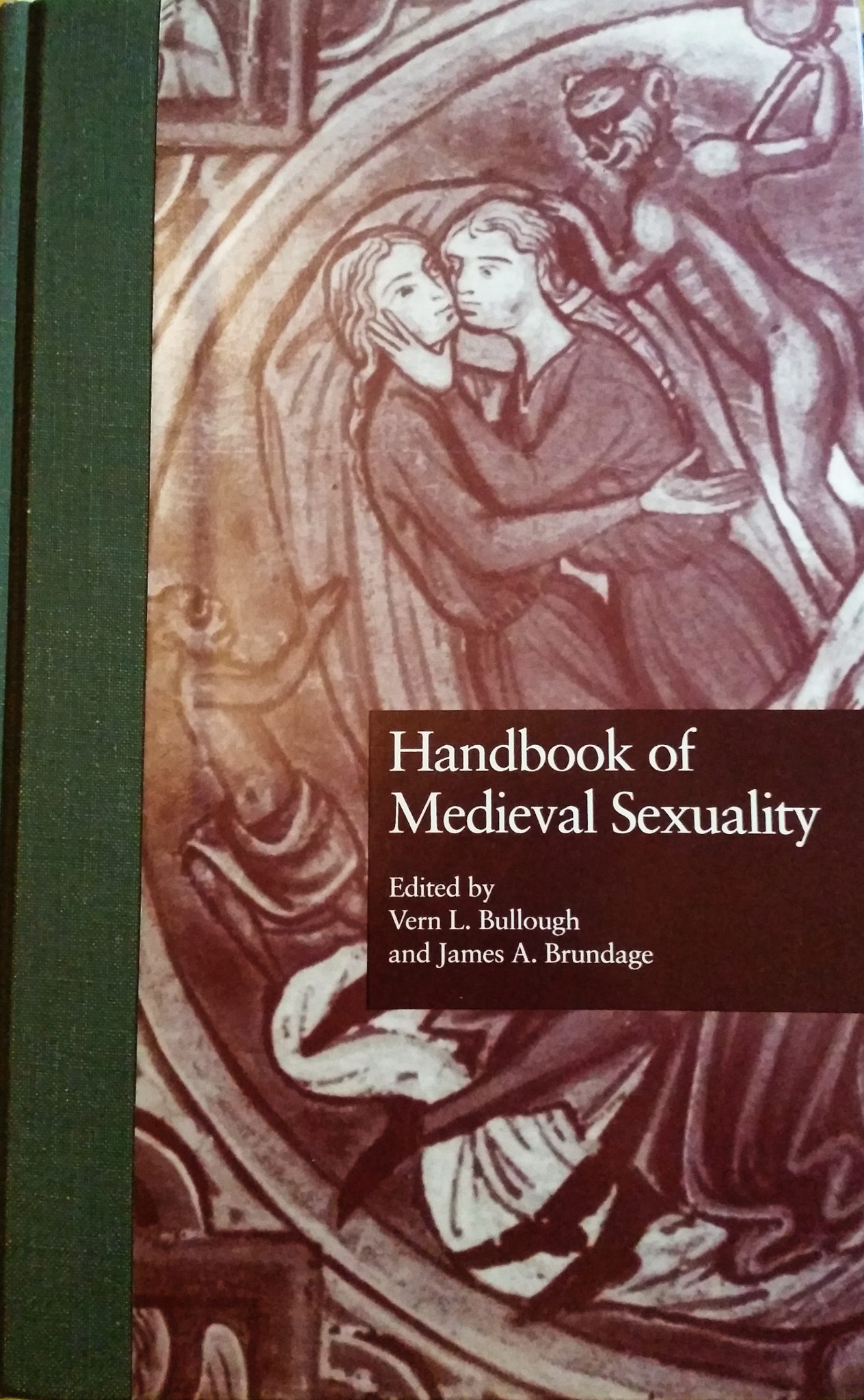 Neues Recherchematerial: Handbook of Medieval Sexuality