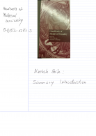Notizen Sexualität im Mittelalter - Einleitung - Blatt 1