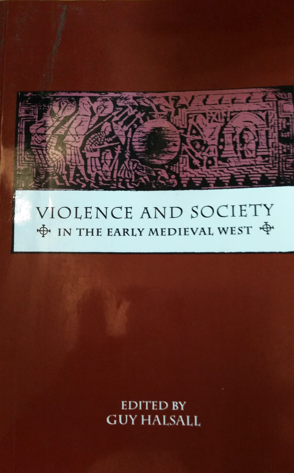 Neu in der Bibliothek: Violence and Society in the Early Medieval West